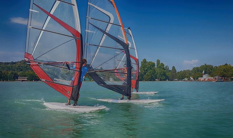 Windsurf Aufbaukurs