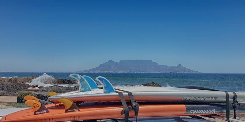 Webcam Tafelberg Kapstadt